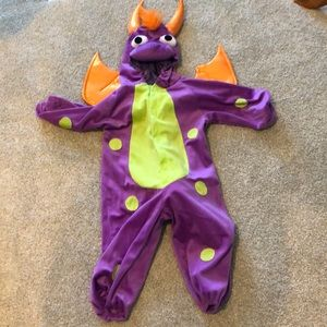 Kids dragon costume